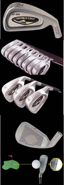 Golf Question: What Should I Look For When Selecting A New Set Of Irons?