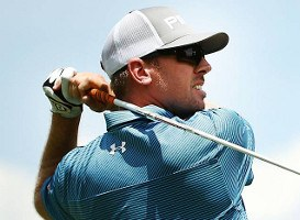 Hunter Mahan Grip