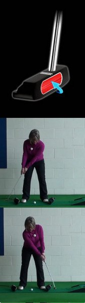What Are The Benefits Of Having An Insert In The Face Of The Putter Head: Women's Golf Tip