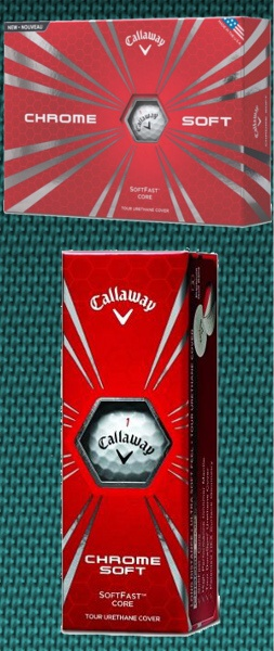 Callaway Chrome Soft Change Is In the Air