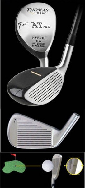 Can I Use Golf Hybrid Clubs Instead Of Mid Irons