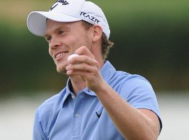 Danny Willett Grip