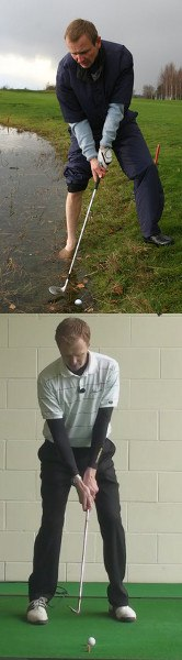 Golf Question Can I Play A Golf Ball From A Water Hazard