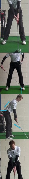 Golf Question How Can My Golf Set Up Make My Swing More Athletic