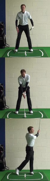 Golf Question How Should I Change My Golf Swing When It Is Windy