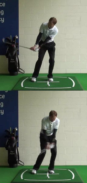 Golf Question: How Should I Play A Downhill Golf Chip Shot?