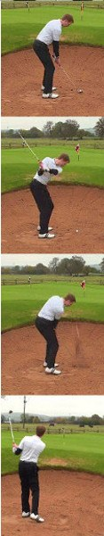 Golf Question Should I Always Attack When Im Playing Out Of A Golf Bunker