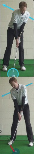 Golf Question Should I Change Golf Clubs When I Playing From Side Hill Lies