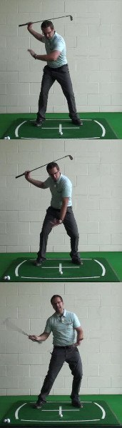 Golf Question Should I Use A Down Swing Squat To Create More Power In My Golf Swing