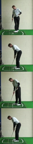 Golf Question: What Are The Best Golf Practise Drills For Winter?