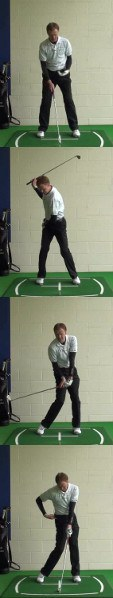Golf Question What Do People Mean When They Say Fire The Right Side In A Golf Swing
