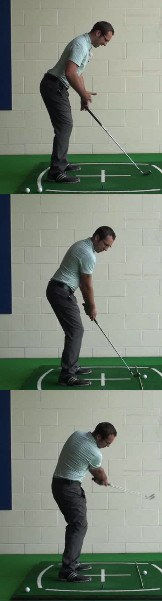 How Can I Change My Set Up To Help Draw The Golf Ball
