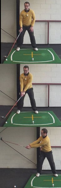 How Can I Make A Wide Golf Swing With My Driver