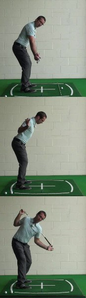 Should I Maintain My Spine Angle During My Golf Swing