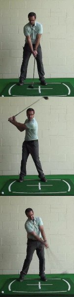 Should I Make A Shorter Swing With My Golf Driver To Keep The Ball In Play