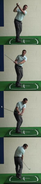 Should I Try To Correct My Golf Swing During The Round