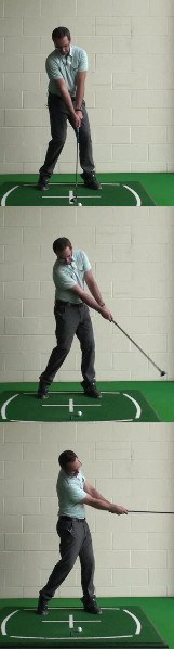What Are The Key Follow Through Check Points To Hit Sweet Hybrid Golf Shots