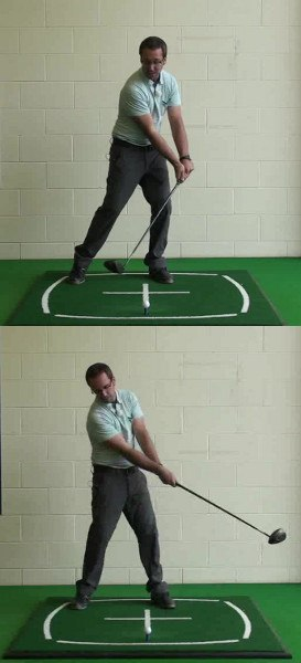 Why Do I Hit My Golf Drives From The Heel Of The Club