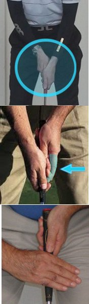 Why Do So Many Golfers Have Different Putting Grips