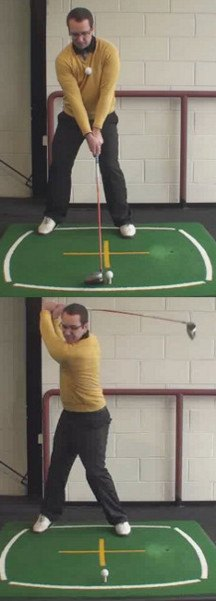 Will Creating A Fuller Turn In My Back Swing Add Distance To My Golf Shots
