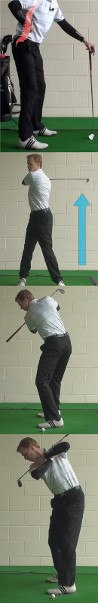A Good Spine Angle is Crucial to Golf Success