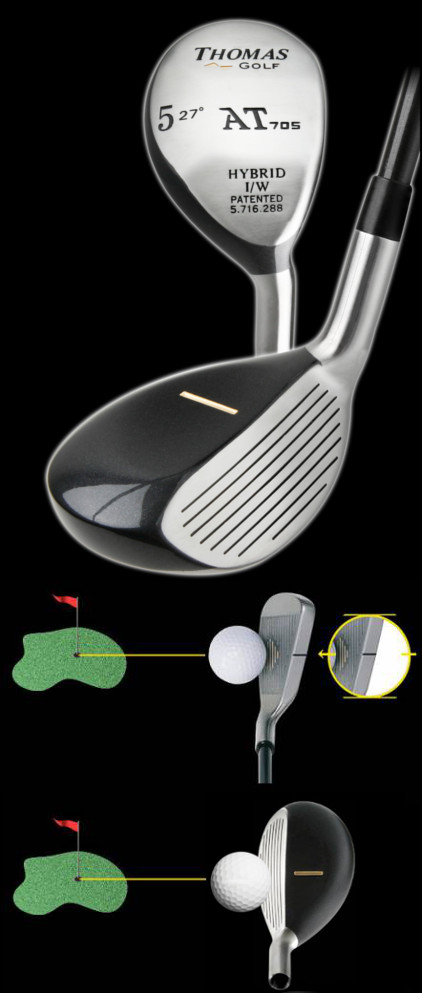 Can I Use Hybrid Irons Instead Of Short Irons To Improve My Golf