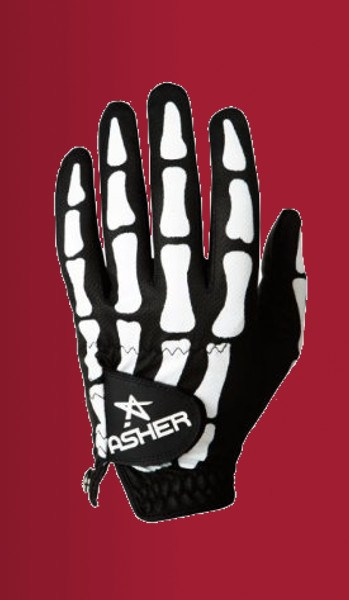 Golf Glove Review Asher Death Grip