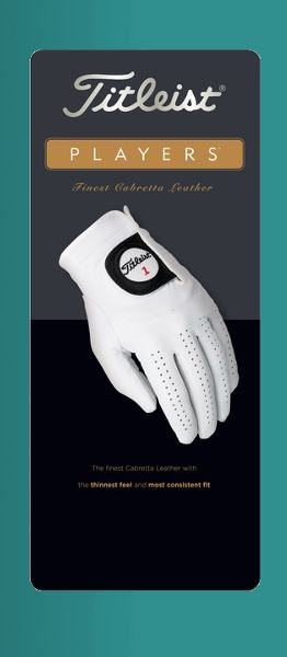 Titleist Players: Thin-Skinned Glove Feels So Right
