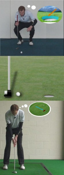 How Can Dave Stocktons Golf Putting Routine Improve My Confidence