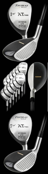 How Does The Design Of A Hybrid Golf Club Inspire More Confidence