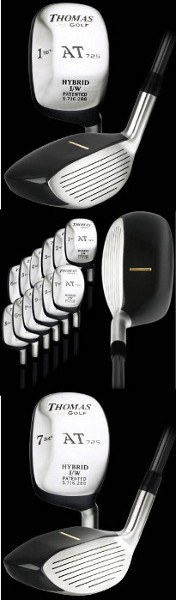 Hybrid Golf Clubs: How Many Should I Carry?
