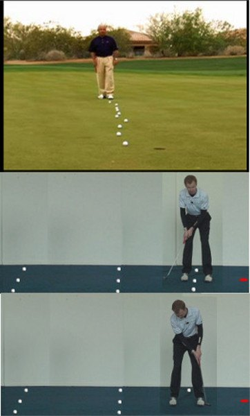 What Is A Side Saddle Golf Putting Stroke
