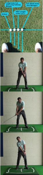 Topping Ball with Irons