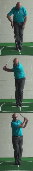 Using Your Feet to Work on Your Swing