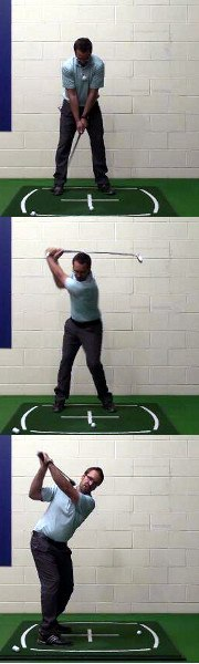 What Are The Key Take Away And Back Swing Check Points To Hit Sweet Hybrid Golf Shots