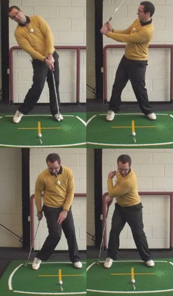 What Does A Reverse Pivot Mean In Golf And Is It Important