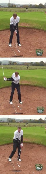 What Is The Best Drill For Hitting Good Strikes When I Am Playing Golf Bunker Shots