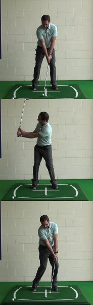 What Is The Correct Right Hand Position At Impact For Golf Shots
