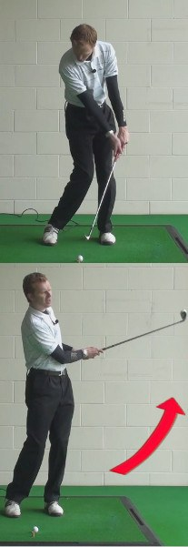 What Is The Perfect Golf Follow Through To The Finish For Clean Crisp Golf Wedge Shots