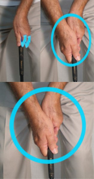 What Is The Perfect Golf Grip For Clean Crisp Golf Wedge Shots