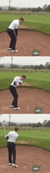 When Should I Splash My Golf Bunker Shots
