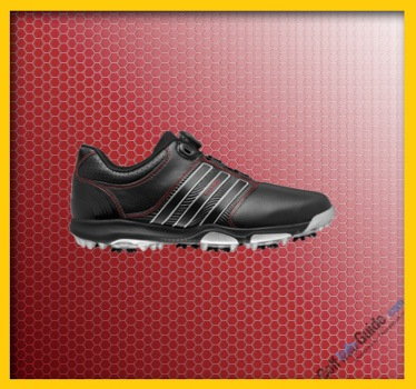 Adidas  tour360 x Boa Golf Shoe Review