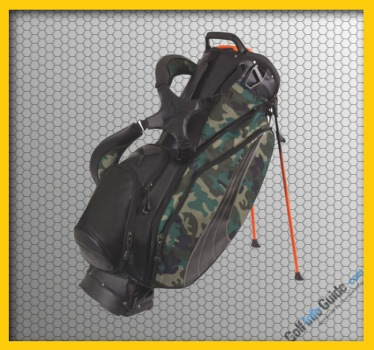 Cobra Camouflaged Formstripe Stand Bag Review