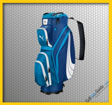 Cobra Formstripe Cresting Cart Bag Review