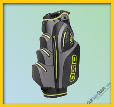 IGIO Aquatech Golf Cart Bag Review