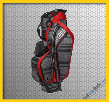 IGIO Chamber Cart Golf Bag Review