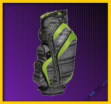 IGIO Machu Cart Golf Bag Review