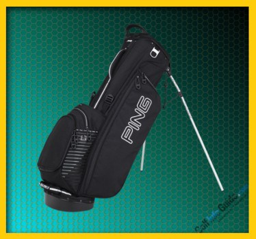 Ping 4 Series Stand Golf Bag Review
