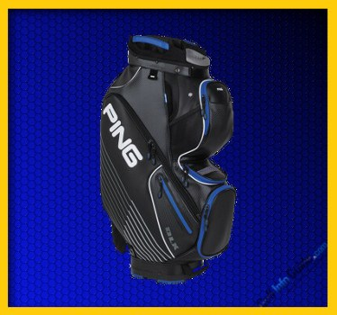 Ping Dlx Cart Golf Bag