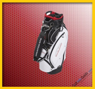Sun Mountain Tour Series Golf Bag Review